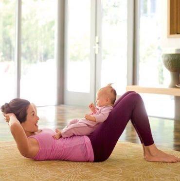 Yoga pour bébé