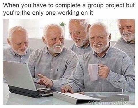 harold group