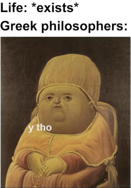 y tho philosopher