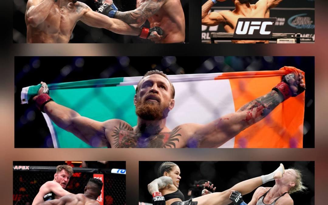 MMA – TOP 10 NAJBOLJIH SVIJETSKIH BORACA (1. DIO)