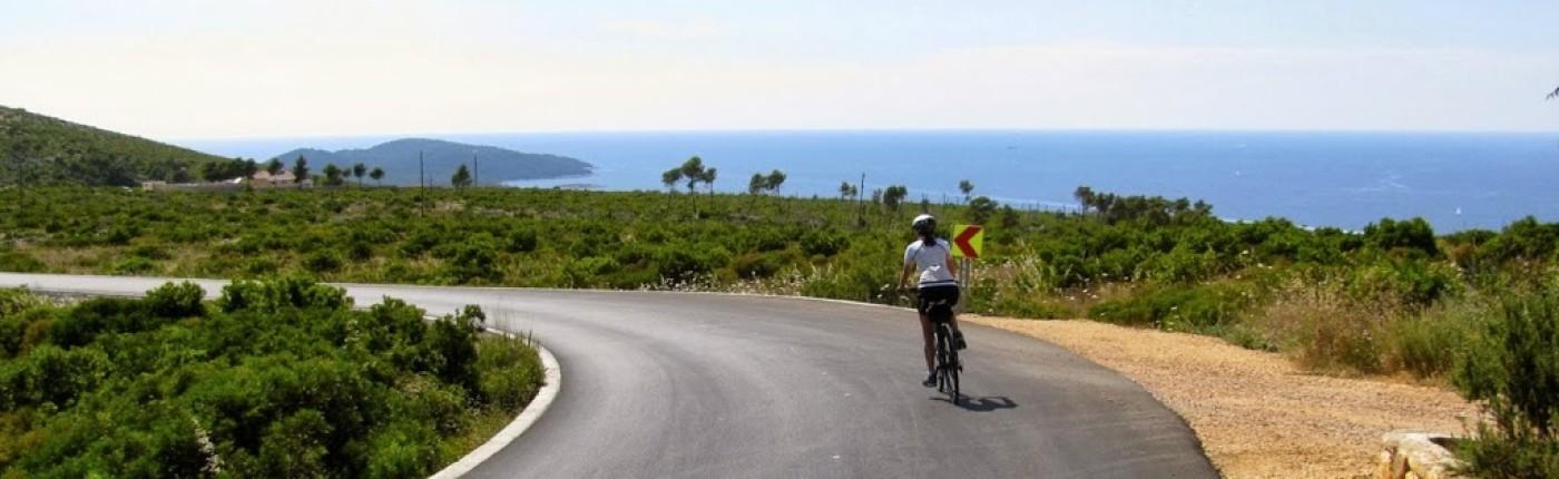 Self guided bike tours Croatia