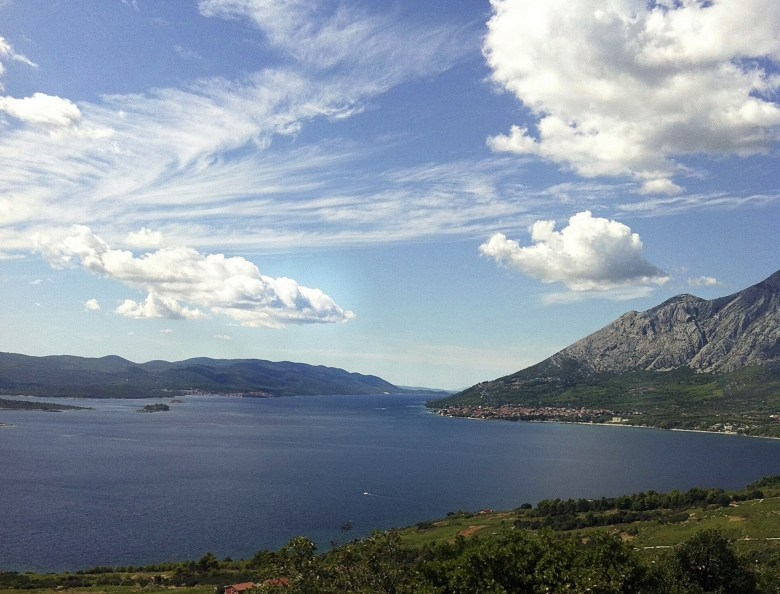 Cycling Peljesac