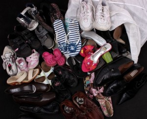 stock lot shoes