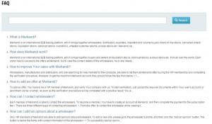 Merkandi FAQ