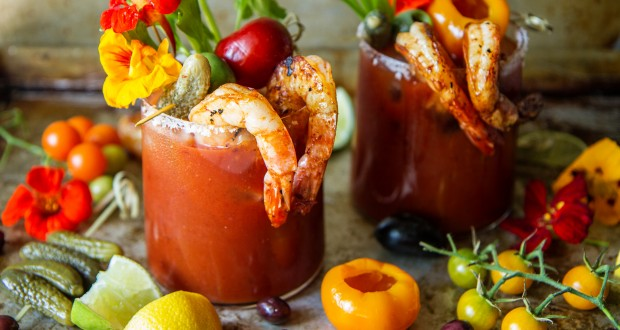 Image result for bloody mary bar crawl