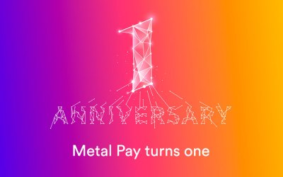 Metal Pay Turns One