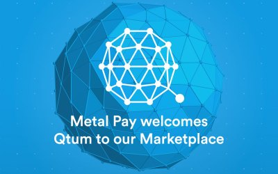 Metal Pay welcomes Qtum to our Marketplace
