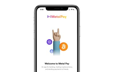 How do I sign up for Metal Pay?