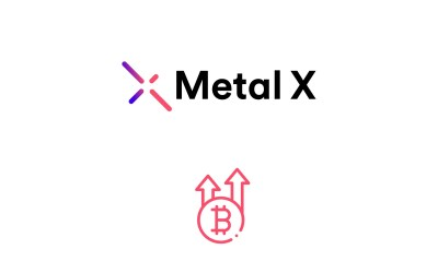 How do I deposit crypto to Metal X?