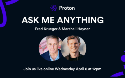 Rewatch the Proton AMA here!