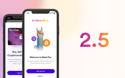 Metal Pay 2.5 is now available!