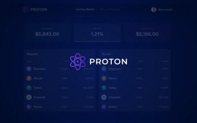 Metal and Proton to enter DeFi, including Wrapped Coins, Proton Swap, and Lending Market
