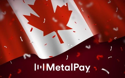 Metal Pay Goes to Canada