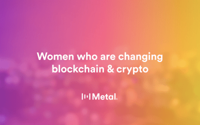 Improving Representation for Women in the Cryptocurrency Industry