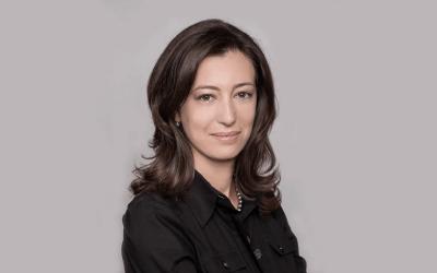Metallicus CFO Irina Berkon speaks at AIBC Dubai, outlines our work with the US Government