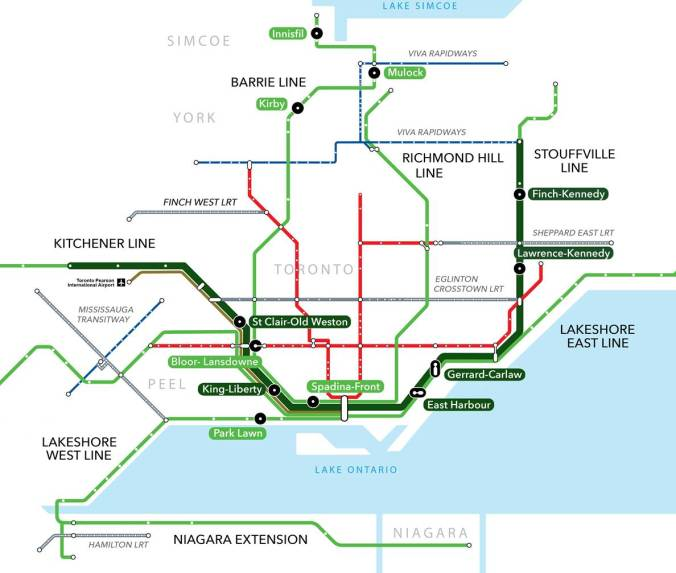 New Stations Map
