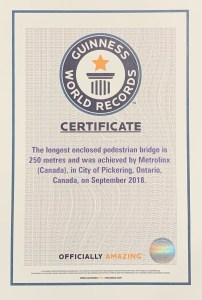 The Guinness certificate is shown.