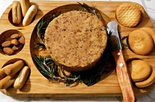 receta de queso a las finas hierbas