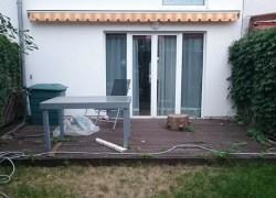 Terrassenbau – Steinterrasse selbst gebaut – Teil 2 – Vorbereitung