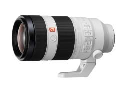 Update: Sony E-Mount-Zoomobjektiv mit einer Tele-Brennweite 100–400 mm