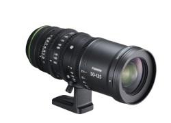 Zwei Hochleistungs-Cinema-Objektive für die FUJIFILM X Serie – FUJINON MKX18-55mmT2.9 und FUJINON MKX50-135mmT2.9