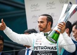 Hamilton siegt beim GP von China 2019