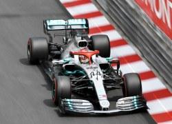Mercedes-AMG Petronas Motorsport fährt in Monaco mit beiden Fahrern in die erste Startreihe