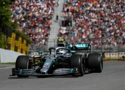 Kniffliger Auftakttag für Mercedes-AMG Petronas Motorsport in Montreal