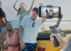 DJIs Osmo Mobile 3 liefert kinoreife Aufnahmen für alle Momente des Lebens