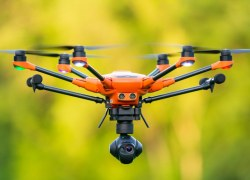 Neues Zertifizierungsprogramm für Drittanbieter ermöglicht starke  Spezialisierung der kommerziellen Drohne H520 von Yuneec