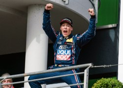 Yes he did it! Max Hesse gewinnt ADAC TCR Germany