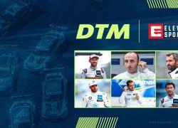 DTM unterzeichnet neuen Fernsehvertrag mit ELEVEN SPORTS