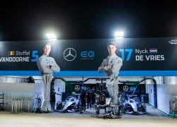 In der ABB FIA Formel E Weltmeisterschaft geht es für das Mercedes-EQ Formel E Team nach Rom