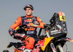 2021 Dakar Rally champion makes Red Bull KTM Factory Racing bike switch