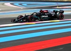 Starker Freitag für das Mercedes-AMG Petronas F1 Team auf dem Circuit Paul Ricard