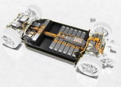 BASF und Porsche entwickeln leistungsstarke Lithium-Ionen-Batterien für Elektrofahrzeuge