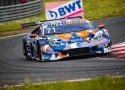 DTM-Starterfeld in Assen wächst auf 21: Mirko Bortolotti steuert dritten Lamborghini von T3 Motorsport