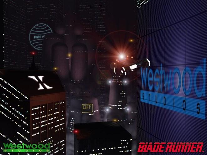 Blade Runner Wallpaper - Spinner