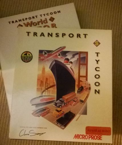 Transport Tycoon & World Builder