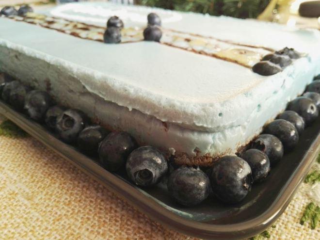 Cheesecake - Ecke