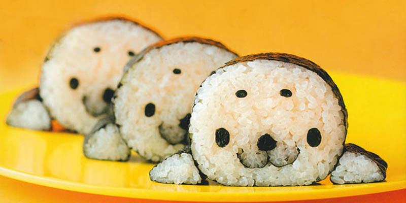 Sushi tuleňi