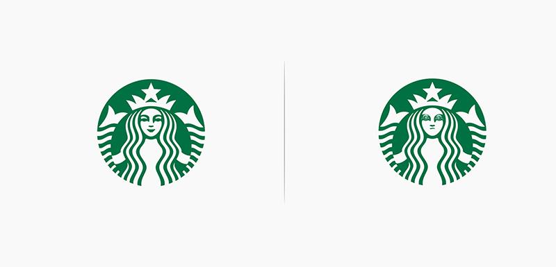 Loga podle svých produktů - Starbucks