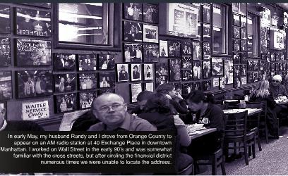 Times Square Magazine - Michelle Cruz Rosado