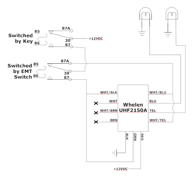 Sho Me Headlight Flasher Wiring Diagram. Flasher Relay Wiring ...