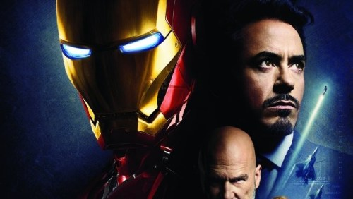 Iron Man poster movie