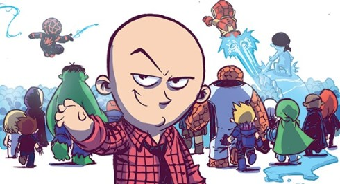 Bendis Skottie Young