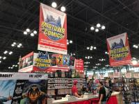 Booth at NYCC
