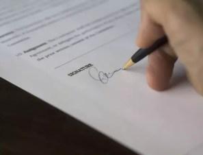firma autografa