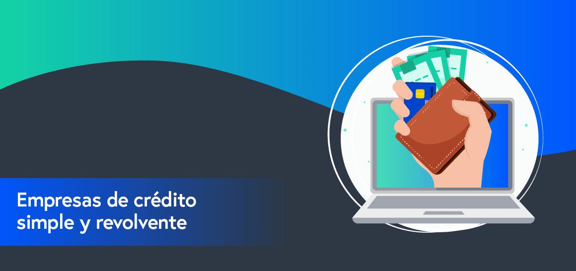 La firma electrónica avanzada le permite a tu negocio conseguir 100 % online recursos mediante líneas de crédito revolvente o simple.