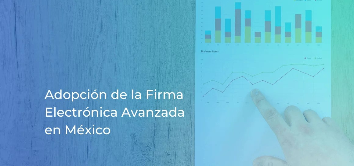 Descubre cómo ha crecido la adopción de la firma electrónica en México y su uso para contratos.